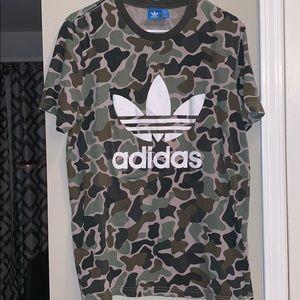 adidas camo t-shirt